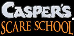 Casper's Scare School (Logo)
