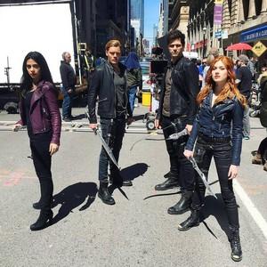 Cast Shadowhunters