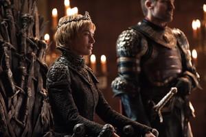 Cersei and Jaime 7x01 - Dragonstone