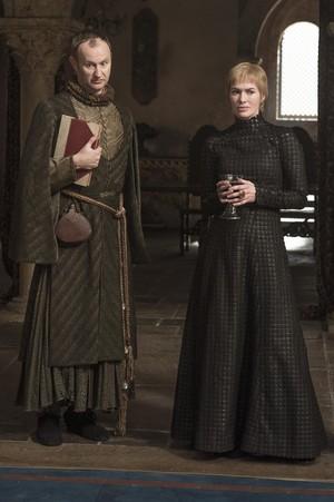 Cersei and Tycho Nestoris 7x04 - The Spoils of War