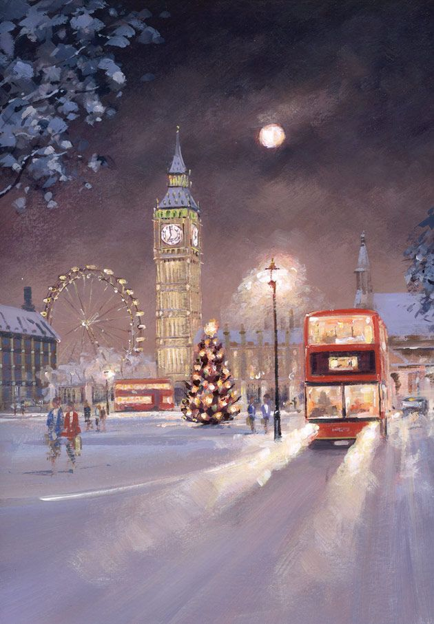 Christmas images Christmas In London UK HD wallpaper and background ...