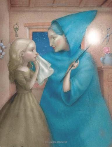 Fairy Tales & Fables Hintergrund called Aschenputtel