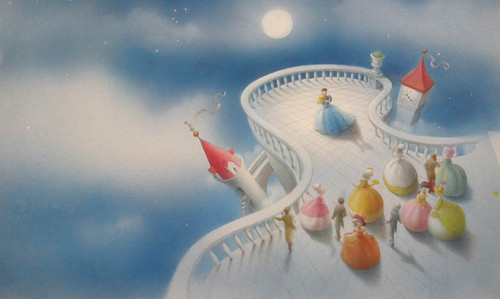 Fairy Tales & Fables wallpaper entitled Cinderella