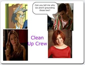 Clean Up Crew