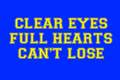 Clear Eyes, Full Hearts, Can't Lose - friday-night-lights fan art