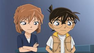 Conan & Ai Haibara