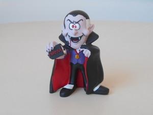 Statuetta souvenir di Dracula