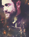 Crowley - supernatural fan art