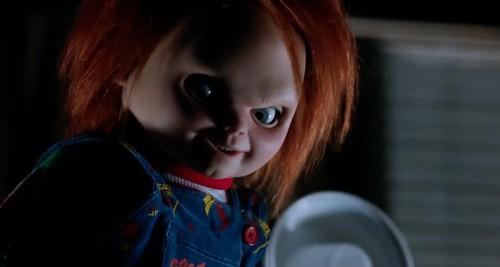 Pennywise Hintergrund: Horrorfilme Bilder Cult Of Chucky (2017) HD Hintergrund