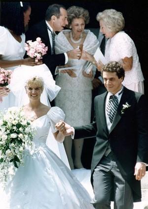 Cuomo/Kennedy Wedding 1990