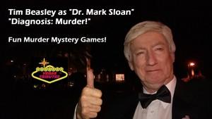 "DIAGNOSIS MURDER ""DR SLOAN"" IMPERSONATOR Copy Copy Copy"