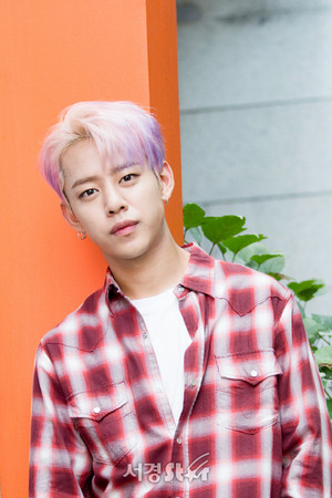 Daehyun pictures from Xports interview
