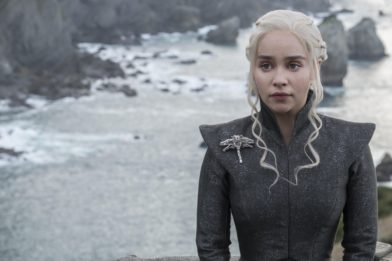 Daenerys Targaryen 7x03 - The Queen's Justice