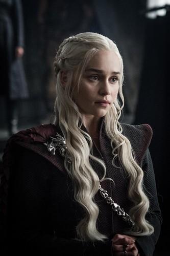 Daenerys Targaryen fond d'écran entitled Daenerys Targaryen 7x03 - The Queen's Justice