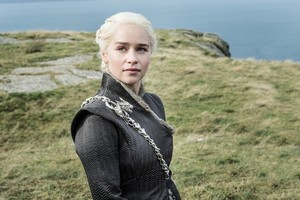 Daenerys Targaryen 7x05 - Eastwatch