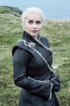 Daenerys Targaryen 7x05 - Eastwatch