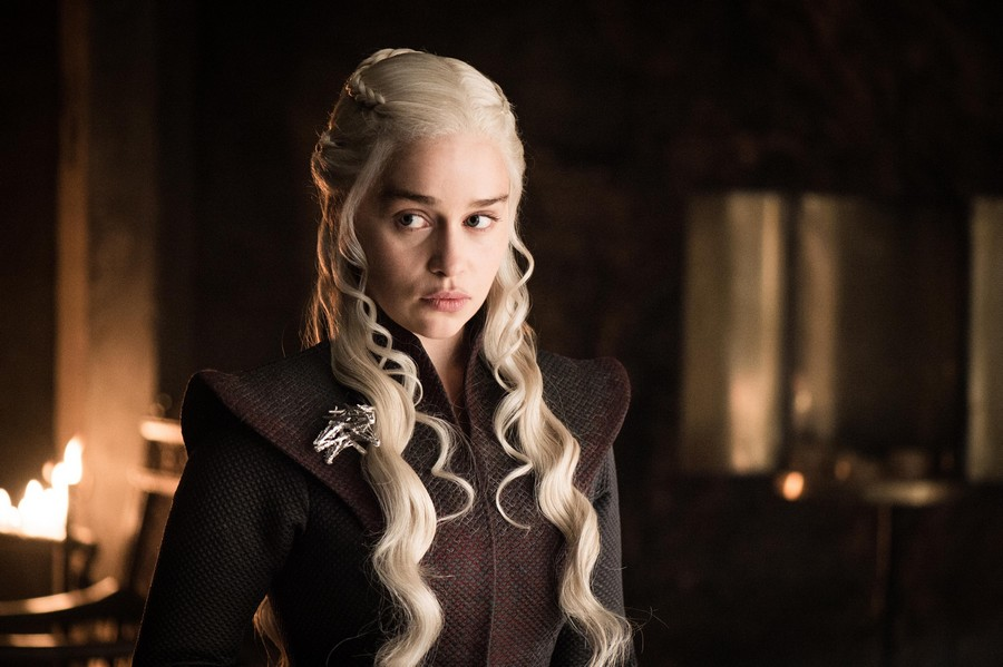 Daenerys Targaryen 7x06 - Beyond the Wall