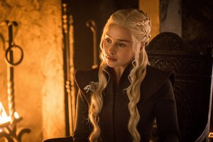 Daenerys Targaryen 7x06 - Beyond the pader