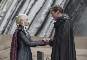 Daenerys and Ser Jorah 7x05 - Eastwatch