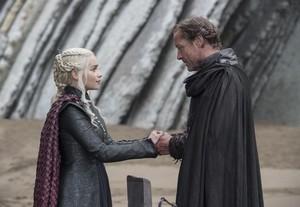 Daenerys and Ser Jorah 7x05 - Eastwatch