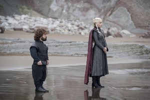 Daenerys and Tyrion 7x05 - Eastwatch