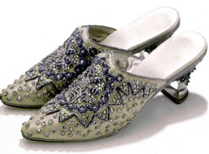 Danielle's Glass Slippers