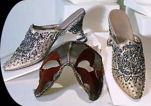 Danielle's Glass Slippers