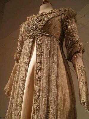 Danielle's ballgown