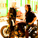 Daryl and Carol - daryl-dixon icon