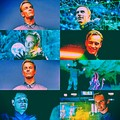 David 8 collage