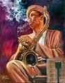Dexter Gordon - celebrities-who-died-young fan art