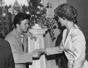 Diana And Rick Astley