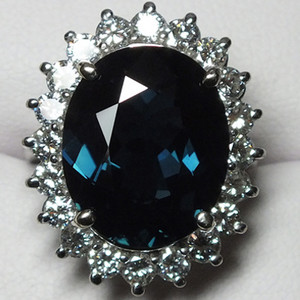 Diana's Engagement Ring
