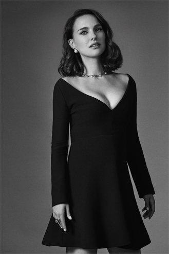 नताली पोर्टमैन वॉलपेपर titled Dior प्यार Chain - Natalie Portman for Dior