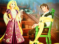 Disney Fairytail- Designer Collection - Rapunzel and Flynn - disney-princess photo