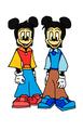 Disney s Mickey s Nephews Morty and Ferdie Fieldmouse - walt-disney-characters fan art