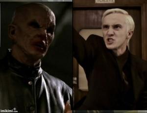 Draco Malfoy Vs The Master