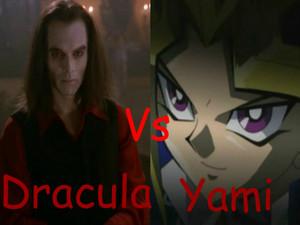 Dracula Vs Yami