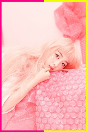 ELRIS 2nd Mini Album 'Color Crush' Concept litrato - Yukyung