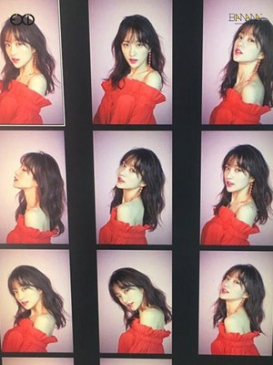 EXID's Hani Pictorial Shooting for BEAUTY Magazine