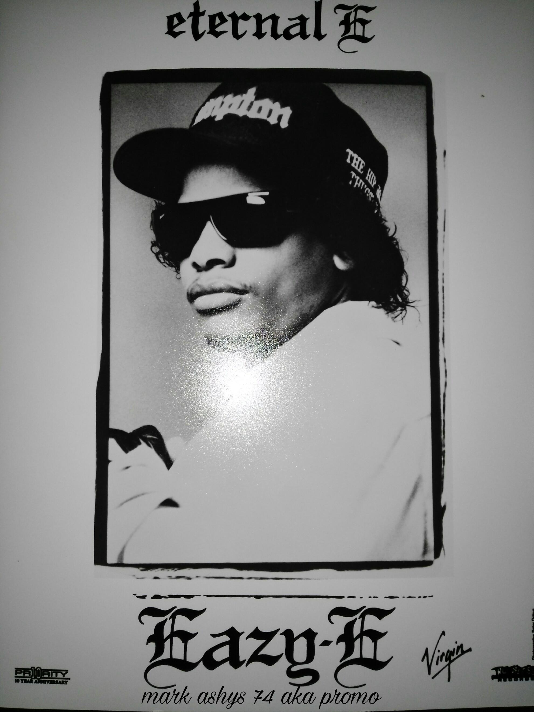 Eazy E Original Promo Photo Shot Ruthless Records Eazye187