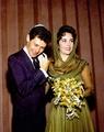 Eddie And Elizabeth's Wedding  1959 - elizabeth-taylor photo