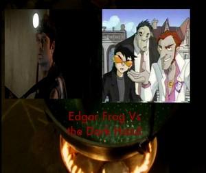 Edgar Frog Vs the Dark Hand