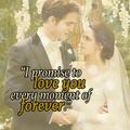 Edward and Bella - twiheart-nation photo
