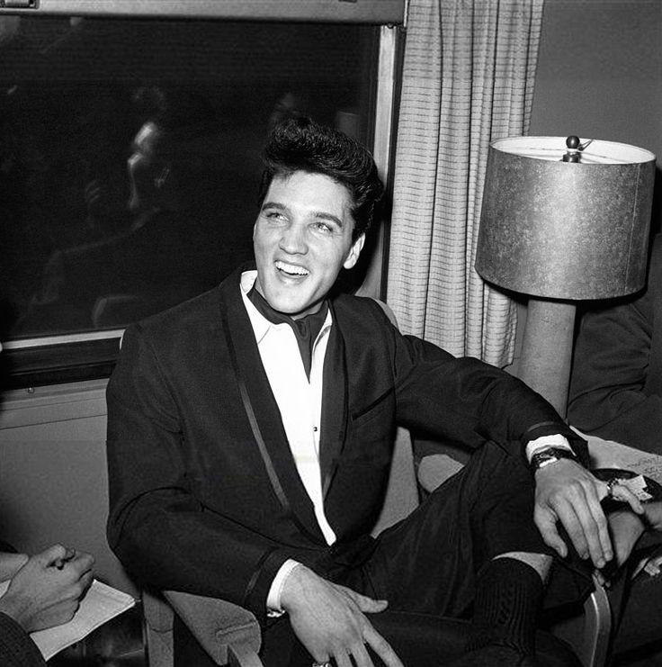 Elvis On Promotional Tour