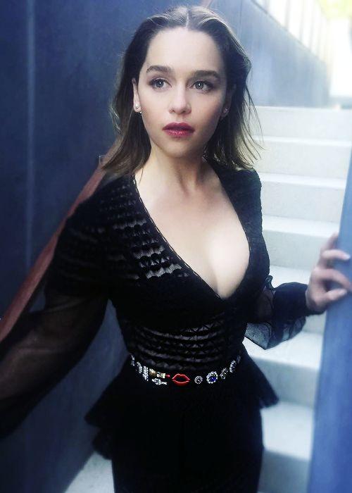 Emilia Clarke 2017 Photoshoot