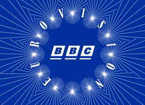 Eurovision Old Logo BBC