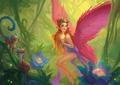 Fairy - fantasy photo