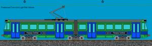 潮流粉丝俱乐部 Dual Electric Train