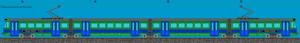 潮流粉丝俱乐部 Electric Lightrail Train